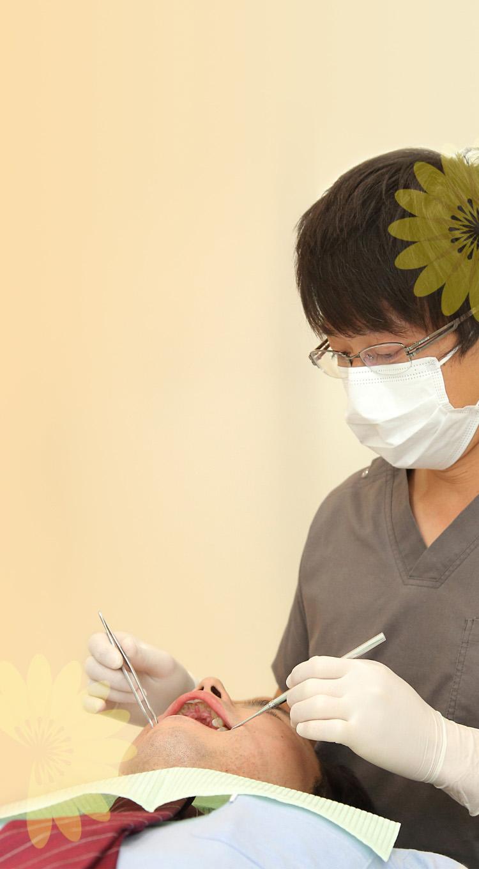 生涯自分の歯で食事を楽しむために予防治療で虫歯にならない口内環境をつくりませんか